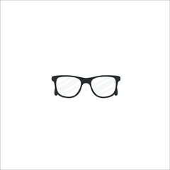Glasses icon. Vector Illustration