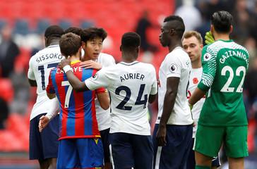 Premier League - Tottenham Hotspur vs Crystal Palace