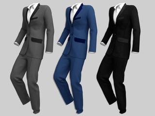 trajes para caballero