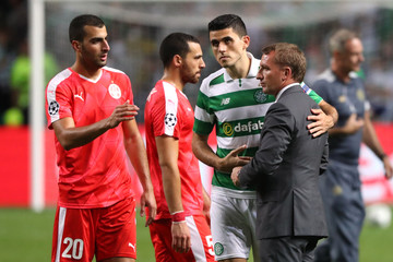 Celtic v Hapoel Be?er-Sheva - UEFA Champions League Qualifying Play-Off First Leg