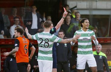 Dundee United v Celtic - William Hill Scottish FA Cup Quarter Final