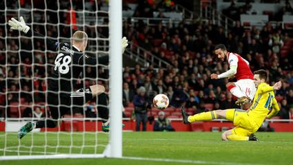 Europa League - Arsenal vs BATE Borisov