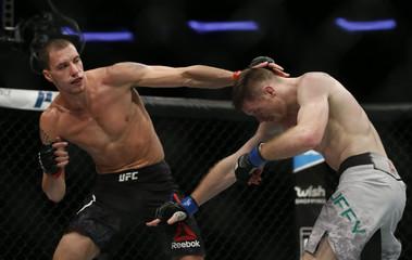 MMA: UFC 217-Vick vs Duffy