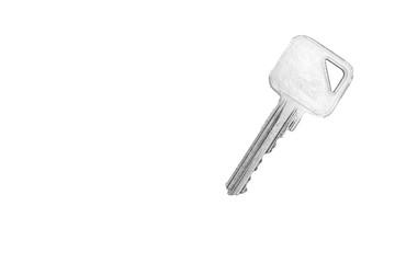 Key isolated on white background