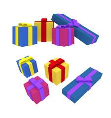 Presents - 3D render