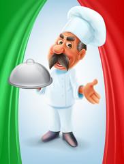 chef italy menu