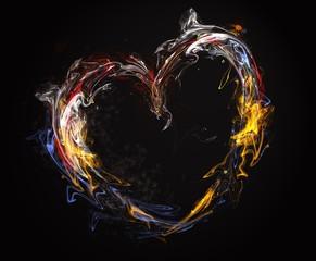 kartka serce,święto zakochanych,walentynki