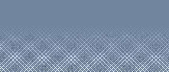 Blauer Hintergrund mit Gittermuster