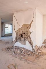 Earthquake damage - Van Turkey