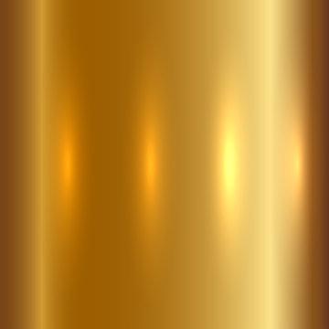Vector illustration of gold background