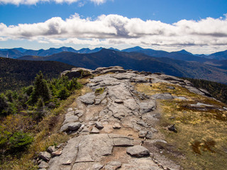 Adirondack Mountain Summit, Mountain Peak