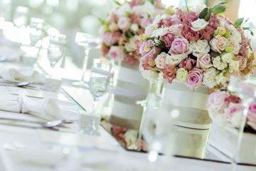 Beautiful wedding decoration