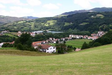 Vera de Bidasoa,villa de la Comunidad Foral de Navarra  en la merindad de Pamplona (España), en la comarca de Cinco Villas