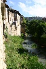 Pancorbo, pueblode la provincia de Burgos (España), comunidad autónoma de Castilla y León, comarca de Ebro, partido judicial de Miranda de Ebro