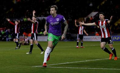 Championship - Sheffield United vs Bristol City