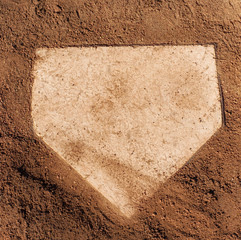 Dirty Baseball Diamond