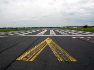 ehemalige Landebahn Tempelhof Berlin.former runway Tempelhof Berlin