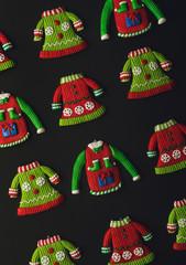 miniautre christimas sweaters
