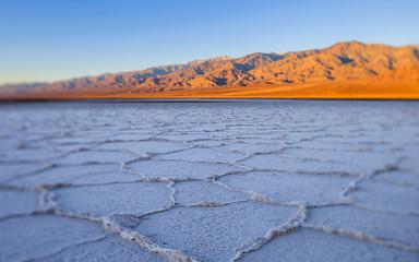 Sentinel Peak and Salt Flats