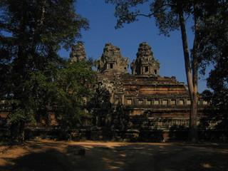 Angkor en Camboya (Asia) La ciudad perdida de los templos del antiguo reino jemer