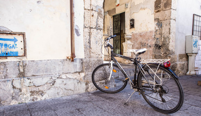 Biking in Ortygia