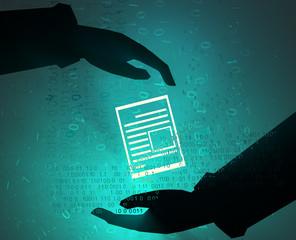 Virtual Document Pass