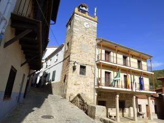 Pasarón de la Vera,pueblo de la provincia de Cáceres, Comunidad Autónoma de Extremadura (España)