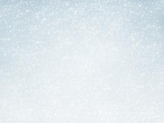Beautiful Soft Falling Snow Background