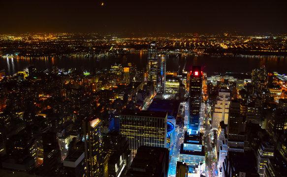 Vue de Manhattan