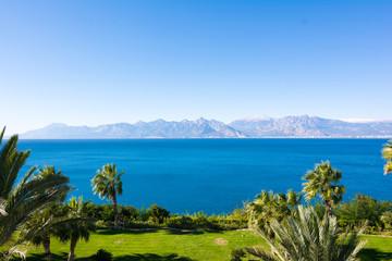 Antalya Falez view