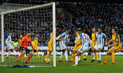 Premier League - Huddersfield Town vs Brighton & Hove Albion