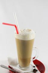Spoed Foto op Canvas delicious latte