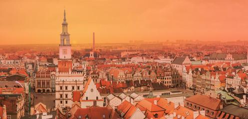 Poznan. Poland Fototapete