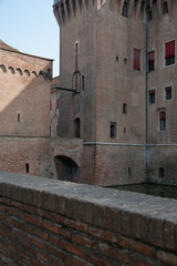 The Estensi castle, Ferrara