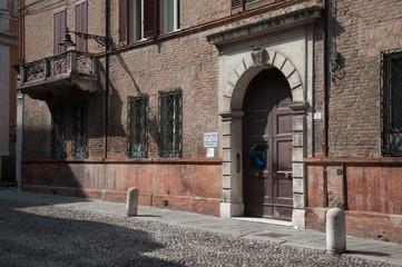 Corso Ercole I d'Este, Ferrara