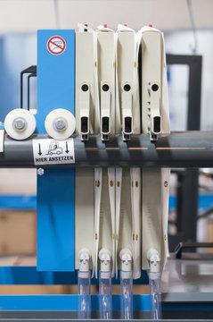 Industrielle Filterpresse