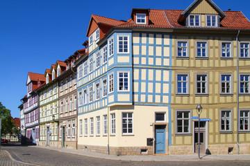 Halberstadt, Historische Altstadt
