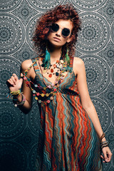 ethnic style in clothes