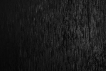 Wooden black background, blank designer