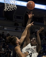 NCAA Basketball: George Washington at Penn State