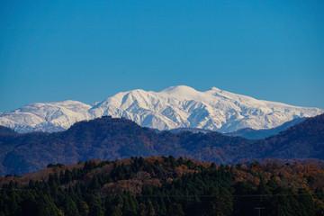 日本三大霊山 白山 石川県