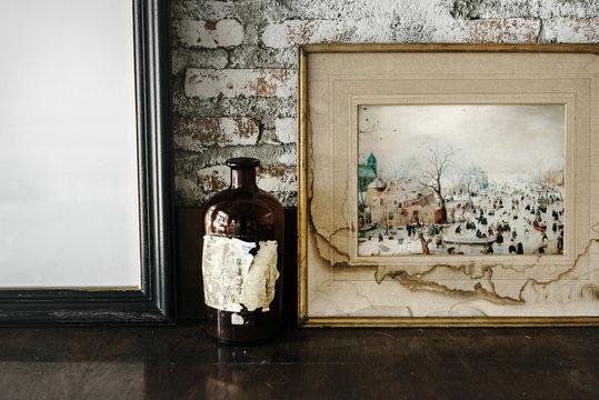 Photo frame home interior decoration