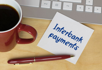 Interbank payments