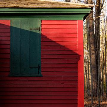 Little Red Schoolhouse - Danville NH