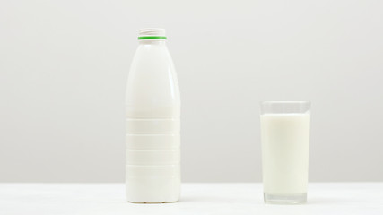 Dairy products. Calcium ,vitamin D and amino acids concept. Fitness lifestyle