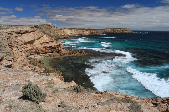 Coast of Australia, west of Ceduna