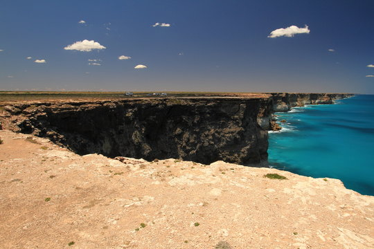Beautiful coast in south australia