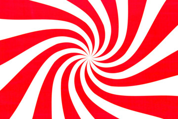 Papiers peints Spirale red spiral