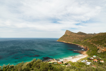 Beautiful bay near Cape Town