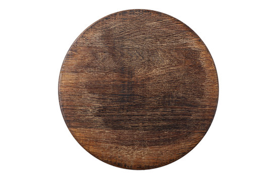 round board isolated